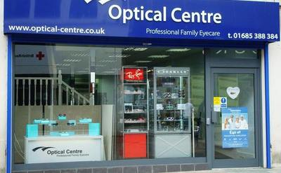 F small merthyr optical