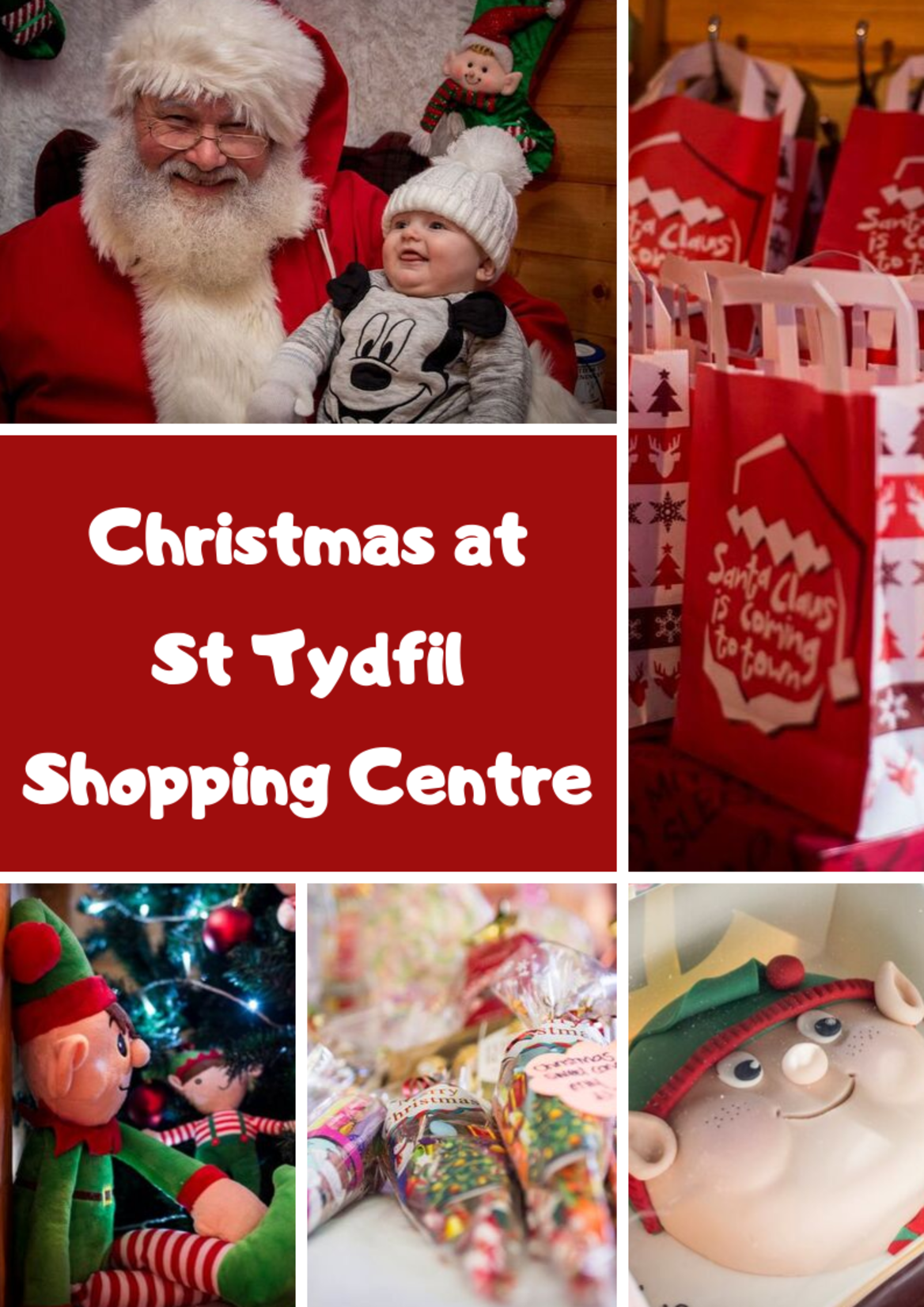 Landscape big thumb christmas at st tydfil shoppimng centre